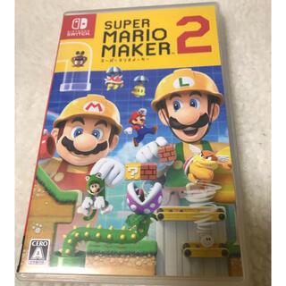 Nintendo Switch - NintendoSwitchソフト スーパーマリオメーカー2