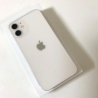 iPhone - iphone12mini SIMフリー 256GB ホワイト