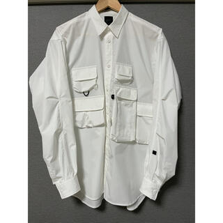 1LDK SELECT - DAIWA PIER39 TECH ANGLERS SHIRTS L/S シャツ