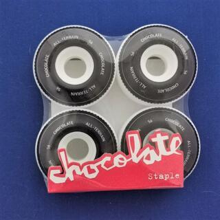 チョコレート(chocolate)の格安 GIRL スケボーウィール スケートボード Staple 56mm(スケートボード)