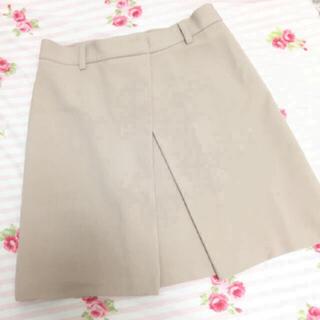 ミラオーウェン(Mila Owen)のミラオーウェン mira Owen スカート 美品(ひざ丈スカート)