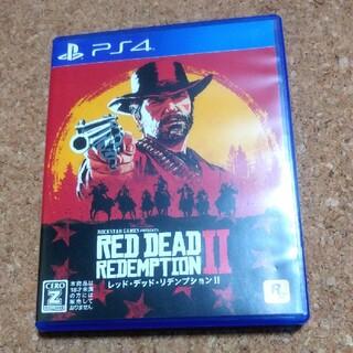 PlayStation4 - レッドデッドリデンプション2 PS4