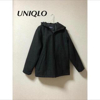 ユニクロ(UNIQLO)のUNIQLO ウール混コート(その他)