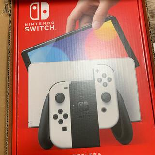 Nintendo Switch - 有機elスイッチ ホワイト