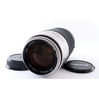ペンタックス(PENTAX)の#3345 美品♪☆軽量!!☆ PENTAX ペンタックス用 100-300mm(レンズ(ズーム))