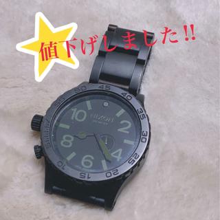 NIXON - Nixon メンズ 腕時計