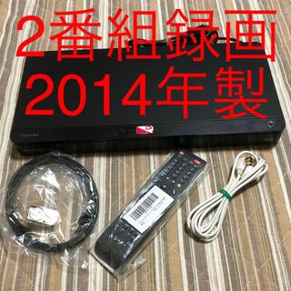 東芝 - 東芝 DBR-Z410 REGZA ブルーレイレコーダー HDD500GB