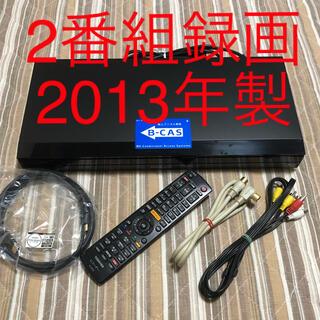 トウシバ(東芝)の東芝 DBR-Z310 REGZA  ブルーレイレコーダー  HDD500GB(ブルーレイレコーダー)