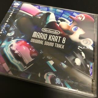 ニンテンドウ(任天堂)の【未開封】マリオカート8 オリジナルサラウンドトラック 非売品 CD(ゲーム音楽)