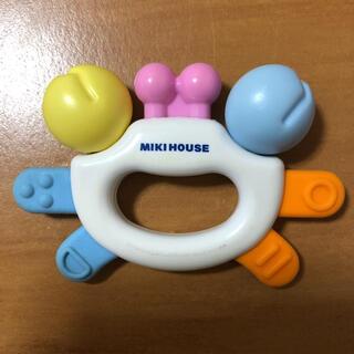 ミキハウス(mikihouse)の中古 ミキハウス 歯固め(知育玩具)