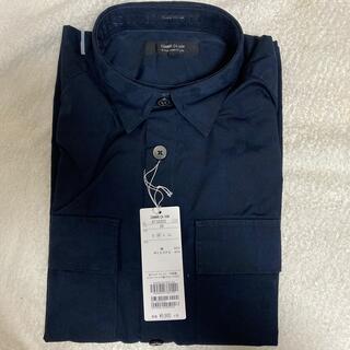コムサイズム(COMME CA ISM)のコムサイズム迷彩ジャカード柄CPOシャツ(シャツ)
