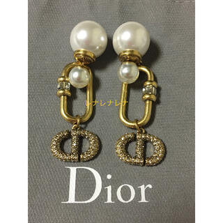 Dior - ディオールピアス