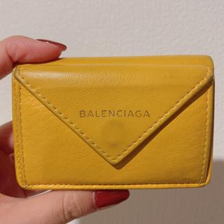 バレンシアガ(Balenciaga)の【箱付き】BALENCIAGA 三つ折り財布(財布)