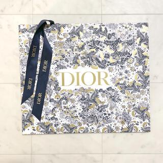 Dior ショッパー クリスマス 2021 限定