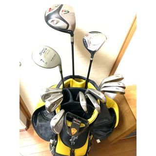 MIZUNO - ゴルフ初心者必見!一流メーカー品ゴルフクラブ13本セット+キャディバッグ
