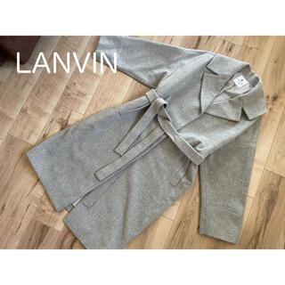 LANVIN en Bleu - LANVIN en blue グレー コート 綺麗