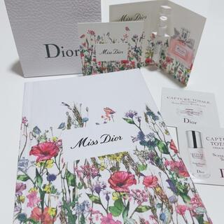 ディオール(Dior)のディオール ノベルティ  セット♡(ノベルティグッズ)