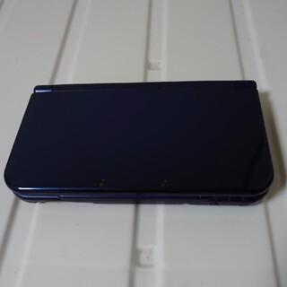ニンテンドー3DS - 「Newニンテンドー3DS LL メタリックブル