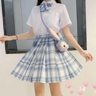 セーラー服 女子高生 制服 コスプレ JK ハロウィン スカート ワンピース14(ミニワンピース)