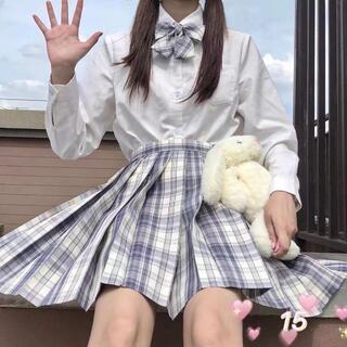 セーラー服 女子高生 制服 コスプレ JK ハロウィン スカート ワンピース15(ひざ丈ワンピース)