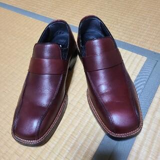 ボルドー色 AGRESSION マッケイ製法 サイズ25 日本製