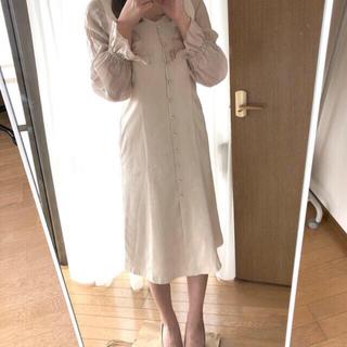 マーキュリーデュオ(MERCURYDUO)のマーキュリーデュオ デート服 ワンピース(ロングワンピース/マキシワンピース)