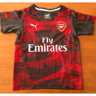 PUMA - プーマ  サッカーシャツ 120〜130cm