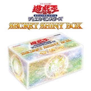 遊戯王 - 12/25以降発送遊戯王 シークレットシャイニーBOX9箱