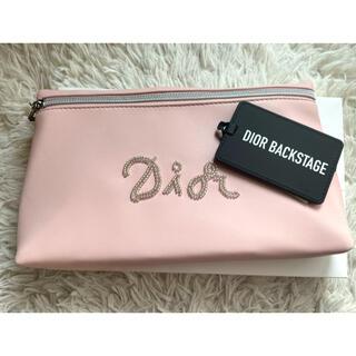 ディオール(Dior)のDior ノベルティ ポーチ&ミラー セット(ノベルティグッズ)