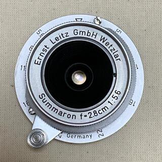 LEICA - Leica ズマロン Lマウント f5.6/28mm