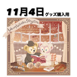 11/4 ディズニーシー 入園済み チケット