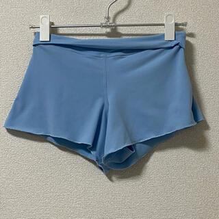 CHACOTT - ジュエレスク ショートパンツ ライトブルー Sサイズ