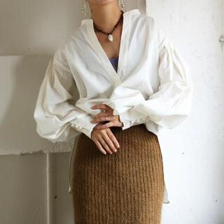 TODAYFUL - aere ⭐️ volume sleeve blouse