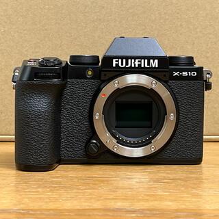 富士フイルム - 富士フイルム X-S10 ボディ
