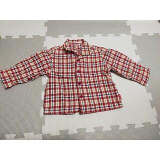 ミキハウス(mikihouse)のミキハウス 長袖 シャツ 80サイズ 男の子(シャツ/カットソー)