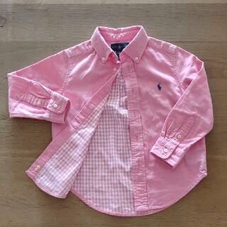 Ralph Lauren - ラルフローレン トップス110 ピンク
