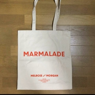 BEAUTY&YOUTH UNITED ARROWS - Melrose and Morgan トートバッグ MARMALADE
