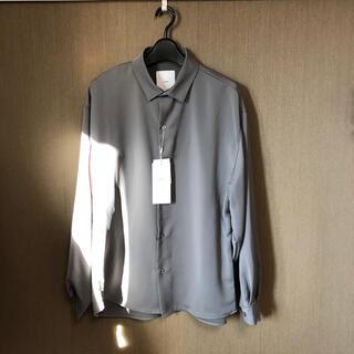 LAD MUSICIAN - 【21AW最新】 Lui's パウダー袖ボリュームシャツ
