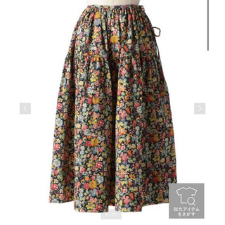 Drawer - 新品 2021AW Drawer 別注 ホラーヴァキュイ スカート XS