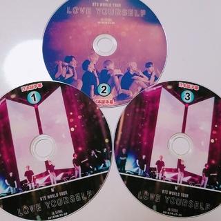 防弾少年団(BTS) - BTS LYS IN SOUL DVD 3枚組