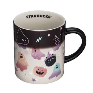 Starbucks Coffee - 台湾 スターバックス マグカップ ハロウィン カラーチェンジ