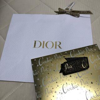 ディオール(Dior)のDior クリスマス限定ギフト 2020年(ラッピング/包装)