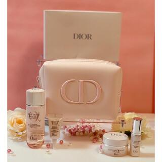 Christian Dior - セール! Dior スキンケアセットポーチ付き