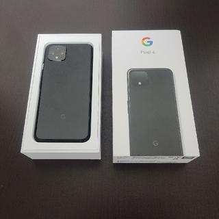 Google Pixel - Google Pixel 4 128GB Just Black simフリー