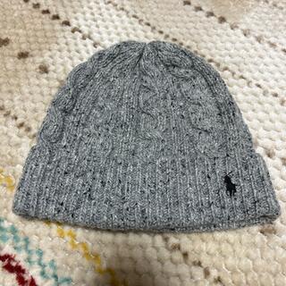 ポロラルフローレン(POLO RALPH LAUREN)のポロラルフローレン ニット帽(ニット帽/ビーニー)