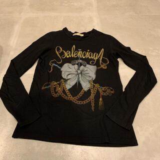 バレンシアガ(Balenciaga)のBALENCIAGA . PARIS ロンT(Tシャツ(長袖/七分))