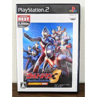 PlayStation2 - 【PS2・美品】ウルトラマン ファイティング エボリューション 3