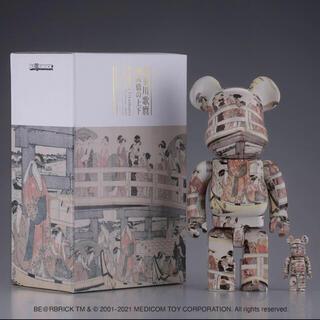 MEDICOM TOY - 江戸時代の人気絵師 喜多川歌麿のBE@RBRICKが初登場!