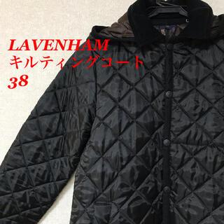 LAVENHAM - ラベンハム キルティングジャケット 38