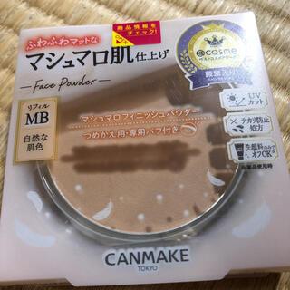 キャンメイク(CANMAKE)のCANMAKEファンデーション(ファンデーション)